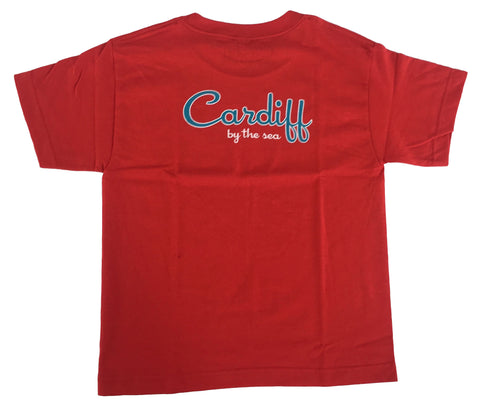 Youth CBS Short Sleeve- RED