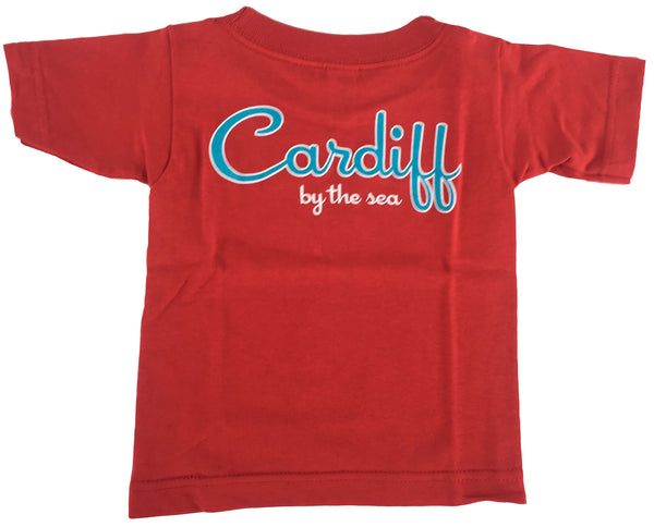 Baby CBS Short Sleeve- RED