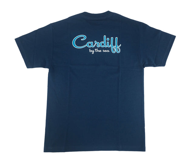 CBS Short Sleeve-Harbor Blue