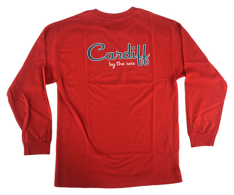 CBS Long Sleeve- RED