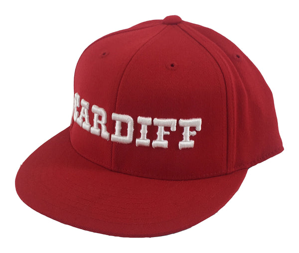 Cardiff Hat- RED