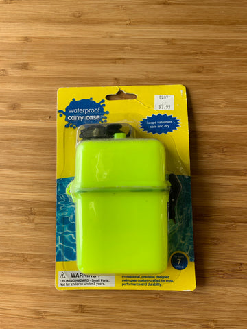Waterproof Carry Case