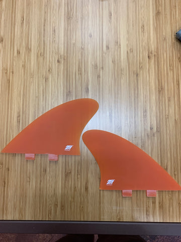True Ames Hobie Fish - 2 Fin Set FCS