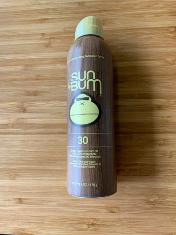 Sun Bum Moisturizing Sunscreen Spray SPF 30