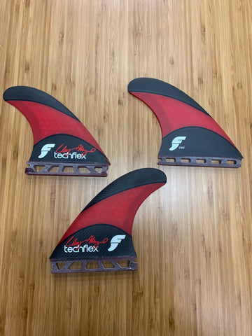 Futures CM2 Techflex Thruster - Red