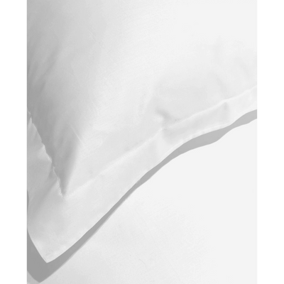 beddley.com White Mix & Match Duvet Cover Set (NEW) with three sided open easycare zipper