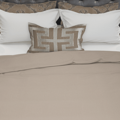 brown easy change duvet cover queen