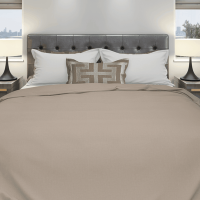 brown easy change duvet cover king