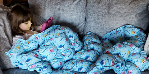 Weighted Blankets - Child & Youth Fabrics