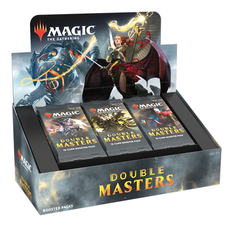 Double Masters Booster Box Pre-order