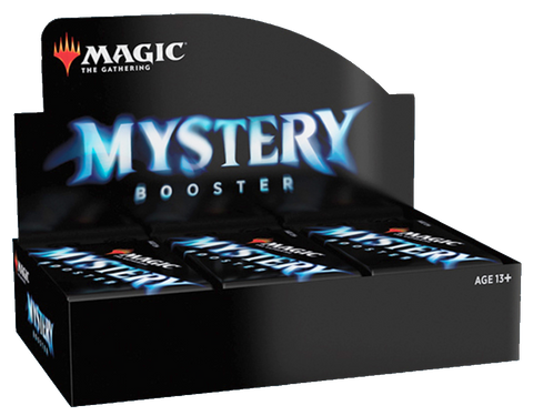 Mystery Booster Box Preorder