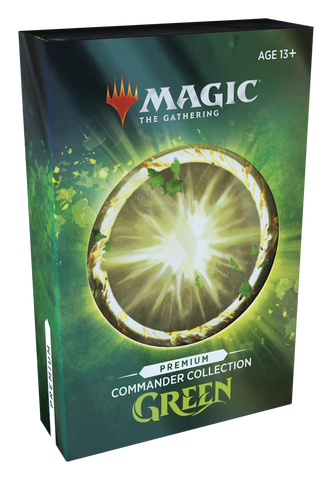 Commander Collection: Green Premium (foil)