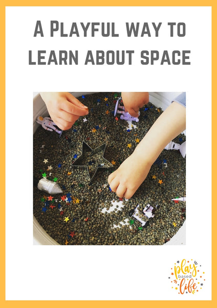 A playful way to learn about SPACE!