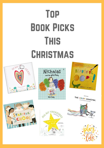 Playful Picks - Our top book choices for Christmas 2018!