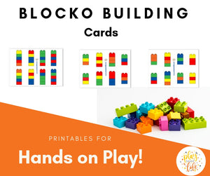 Blocko Building Cards