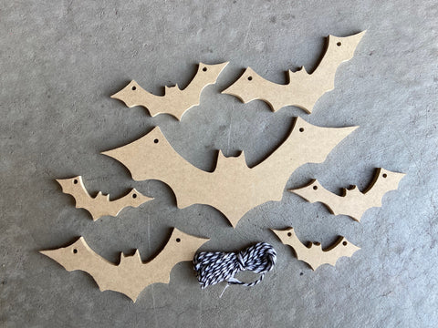 Bat Garland - Unfinished
