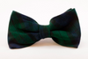 Watch Plaid Dog Bow Tie