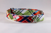 Preppy Madras Dog Collar