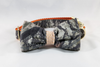 The Sporting Pup Camo and Orange Seersucker Bow Tie Dog Collar
