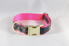 The Sporting Pup Pink Camo Dog Collar