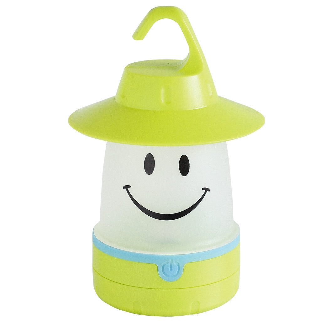 SMILE LED LANTERN LIME