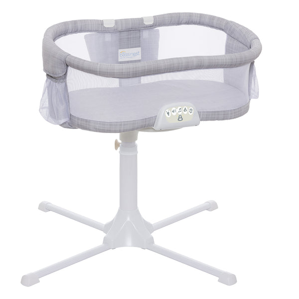 HALO BASSINET SWIVEL SLEEPER - LUXE PLUS