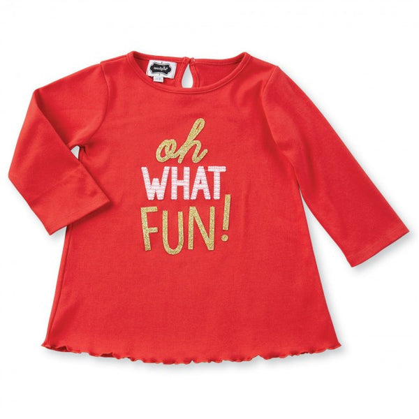 MUD PIE - Oh What Fun Tunic