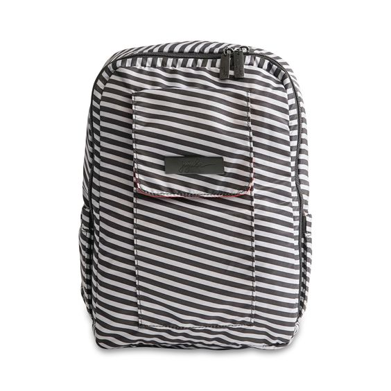 JUJUBE MINI BE - BLACK MAGIC GRAY STRIPE (RED)
