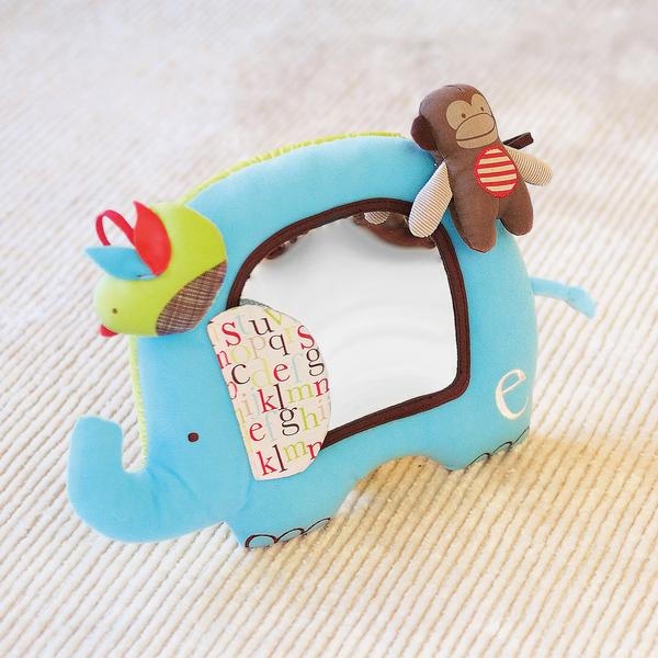 ALPHABET ACTIVITY MIRROR