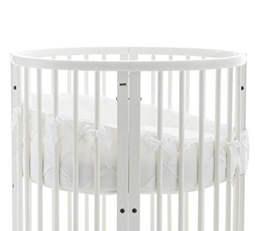 STOKKE SLEEPI MINI BUMPER - WHITE