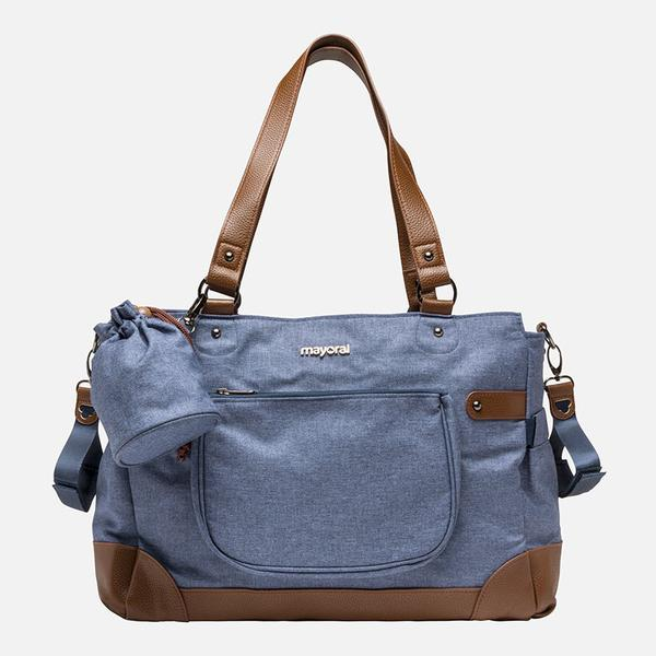 MAYORAL HANDBAG WITH ACCESSORIES BLUE
