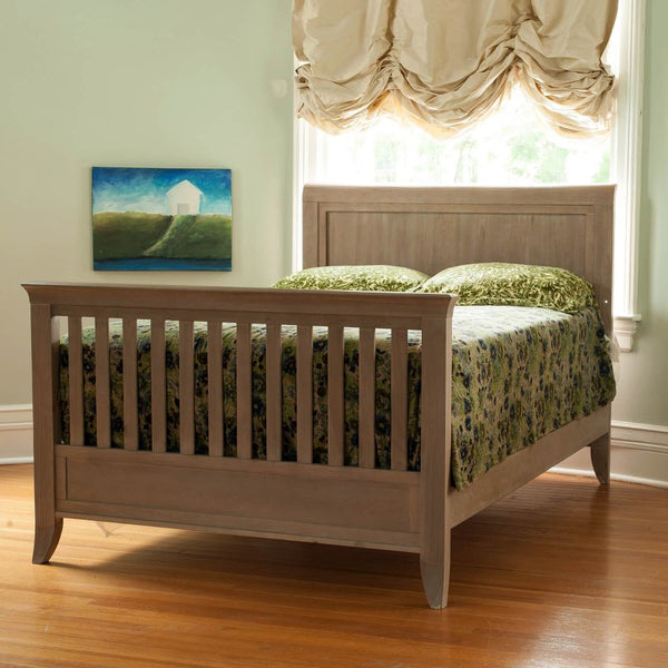 MILK STREET BABY CAMEO COLLECTION ADULT RAIL CONVERSION IN TOAST