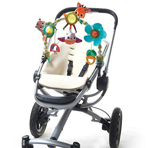 TINY LOVE INTO THE FOREST MUSICAL NATURE STROLL STROLLER TOY