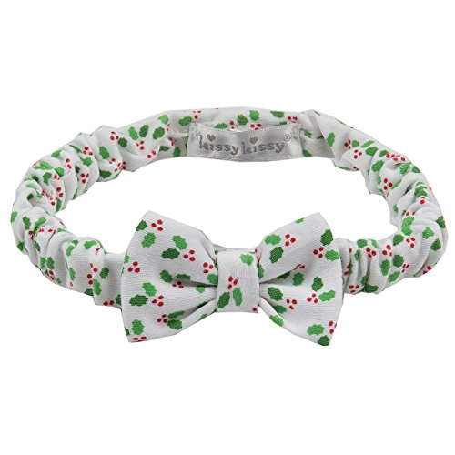 HOLLY N BERRIES HEADBAND