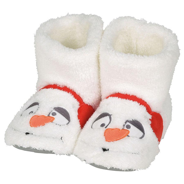 SNOWMAN SLIPPER ADULT