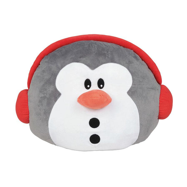 SNOW PENGUIN PILLOW