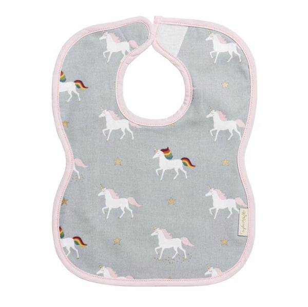 CHILD BIB - UNICORNS