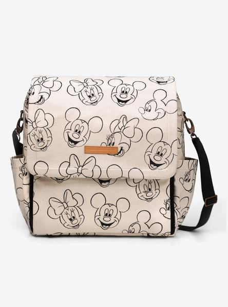 PETUNIA PICKLE BOTTOM DISNEY MICKEY & MINNIE MOUSE BOXY BACKPACK