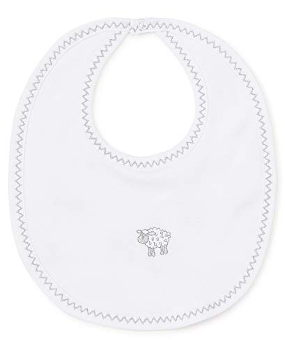 KISSY KISSY SHEEP REVERSIBLE BIB
