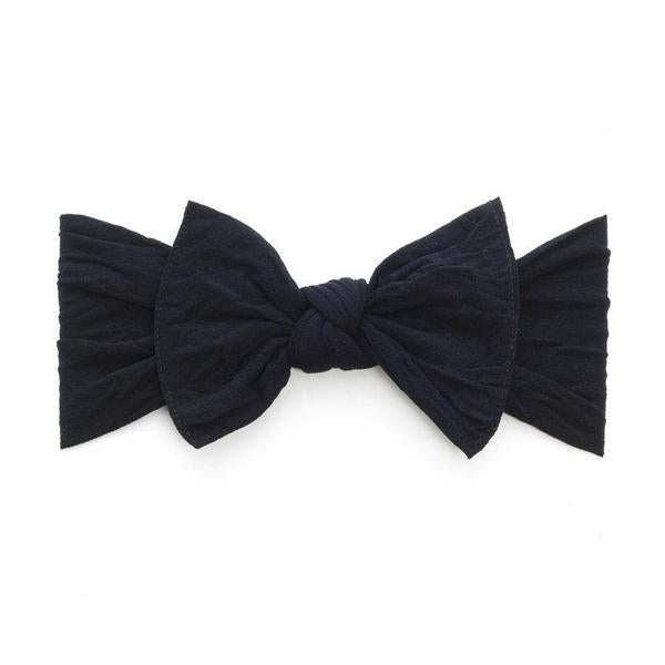 BABY BLING BOWS KNOT BLACK