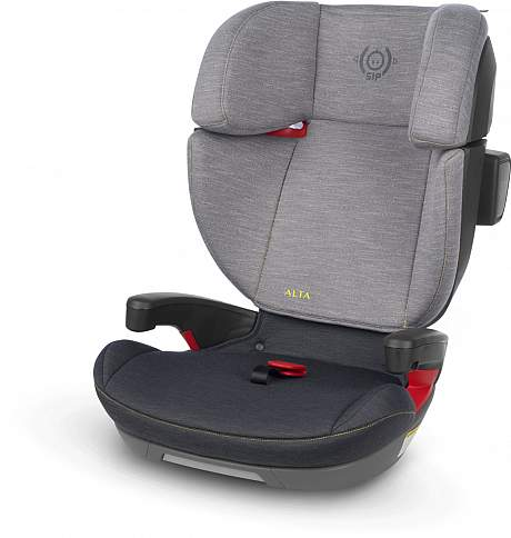 UPPABABY ALTA BOOSTER SEAT- MORGAN (CHARCOAL MELANGE)