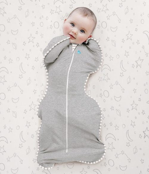 SWADDLE UP SILKY LUX/BAMBOO GRAY