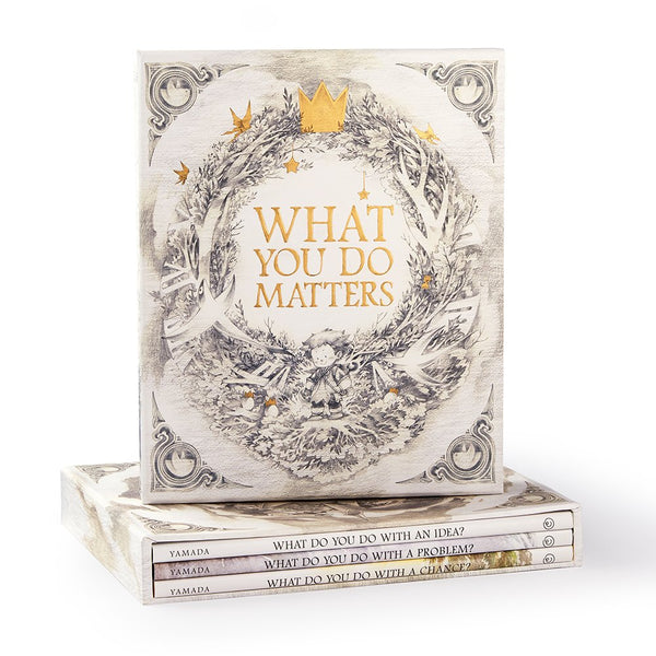 WHAT YOU DO MATTERS GIFT SET