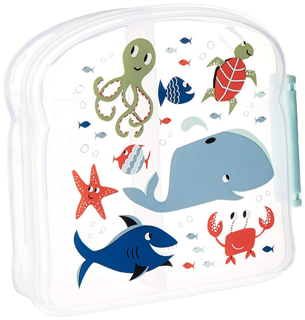 OCEAN GOOD LUNCH SANDWICH BOX