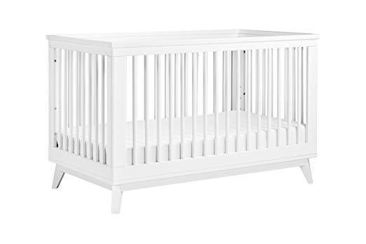BABYLETTO - SCOOT 3-IN-1 CONVERTIBLE CRIB WITH TODDLER BED CONVERSION KIT