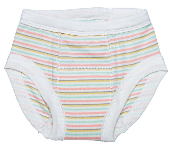 PASTEL STRIPE TRAINING PANT