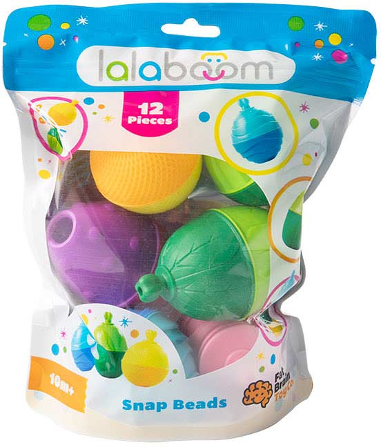 FAT BRAIN TOYS - LALABLOOM 12PC SET