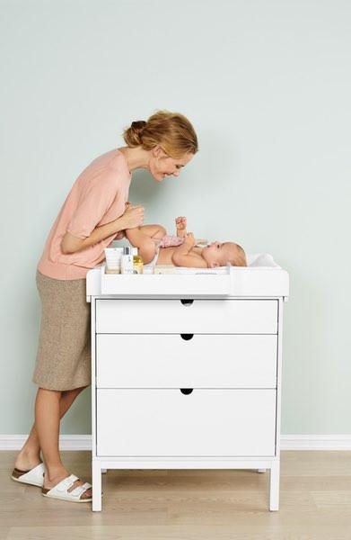 STOKKE HOME CHANGER WHITE