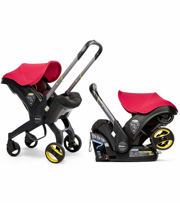 DOONA + INFANT CAR SEAT WITH BASE
