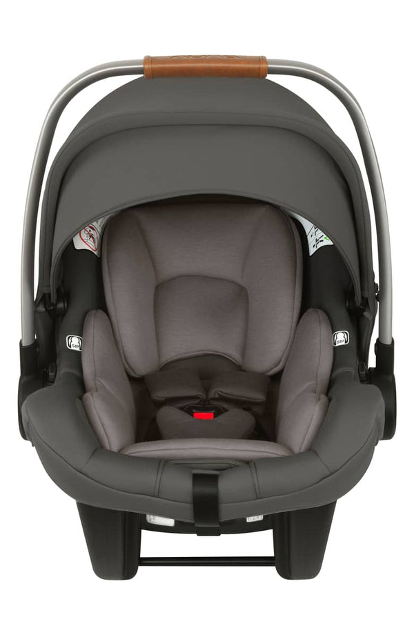 NUNA PIPA LITE LX INFANT CAR SEAT WITH BASE GRANITE